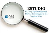 Estudios OBS Tendencias e Innovación