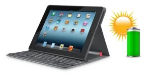 Logitech utiliza la luz solar como cargador del nuevo iPad