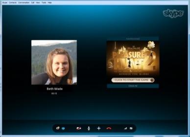 A partir de ahora, veremos publicidad en Skype para las cuentas no premium