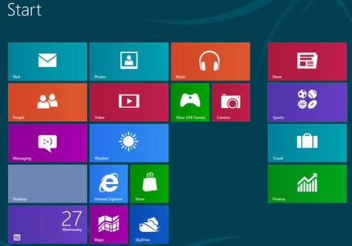 Microsoft elimina el botón de inicio