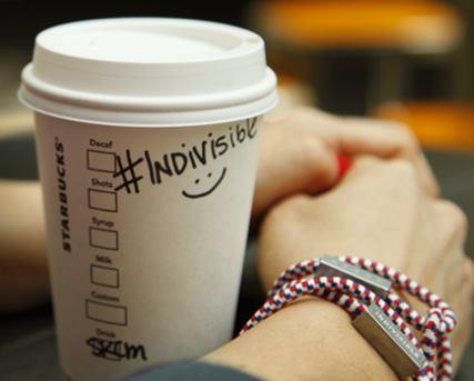 Campaña Starbucks 4th july