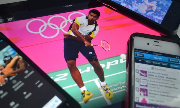 Olympic Games 2012 and technologies